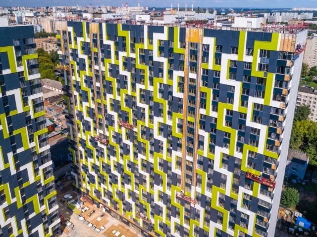 """На ЖК """"Летний сад"""" - начался монтаж фасадных конструкций! Теплозвукоизоляция под ними - лучше, чем у соседнего ЖК """"Город"""" - Страница 6 315"""