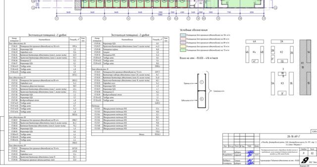 Как будет располагаться подземный паркинг в корпусах 1А и 1Б? 415