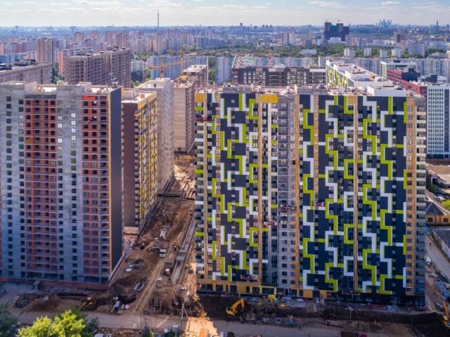 """На ЖК """"Летний сад"""" - начался монтаж фасадных конструкций! Теплозвукоизоляция под ними - лучше, чем у соседнего ЖК """"Город"""" - Страница 6 916"""