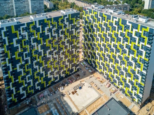 """На ЖК """"Летний сад"""" - начался монтаж фасадных конструкций! Теплозвукоизоляция под ними - лучше, чем у соседнего ЖК """"Город"""" - Страница 7 917"""