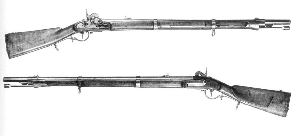 Fusil Kammerbuchse 1849 1010