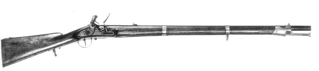 Fusil Kammerbuchse 1849 120