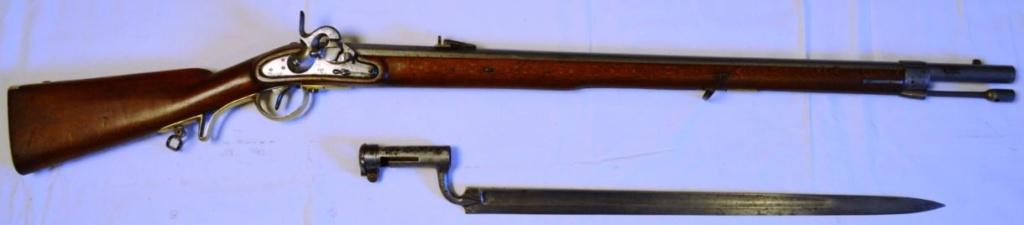 Fusil Kammerbuchse 1849 122