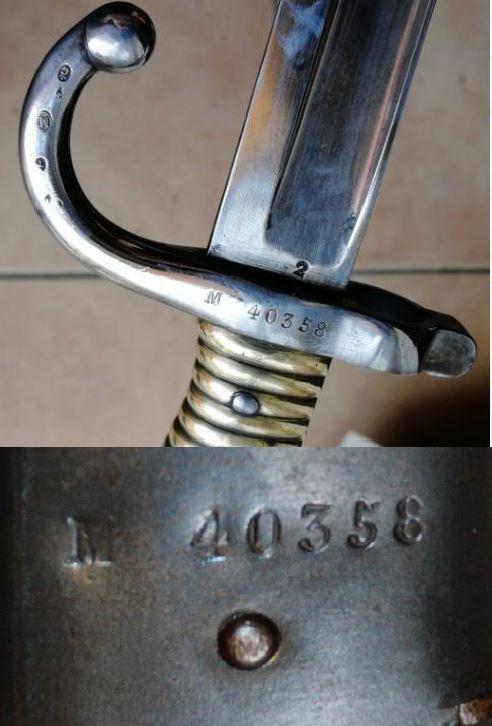 Carabine Escoffier poudre noire Cal 11.5mm 124