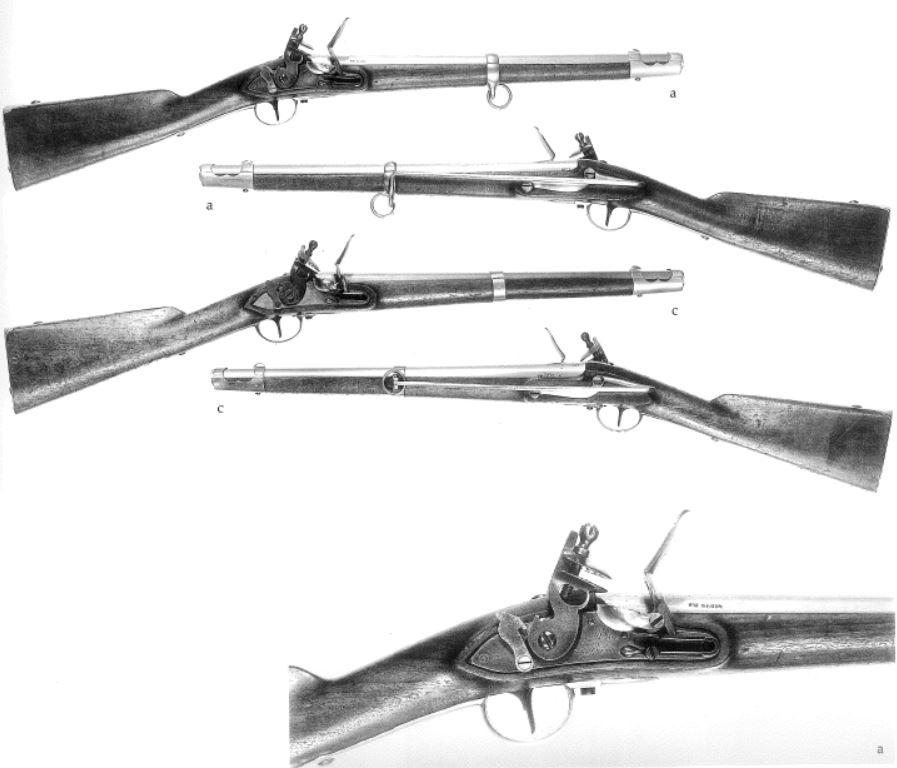 Fusil Double Autrichienne - Doppelstutzen 1768 - Page 2 138