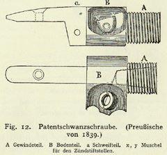 Fusil Prussien modèle 1839 modifié 55 161