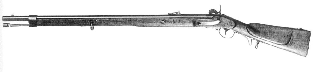 Fusil Kammerbuchse 1849 1b10