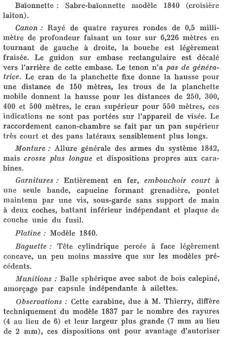 "Ma carabine modèle 1840 dite ""Thierry"" - Page 2 215"