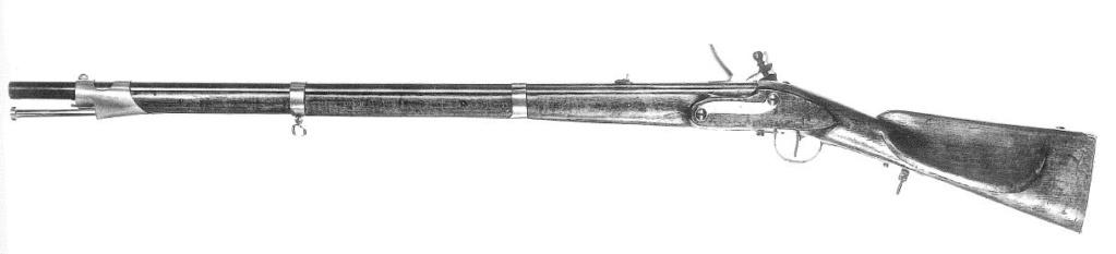 Fusil Kammerbuchse 1849 219