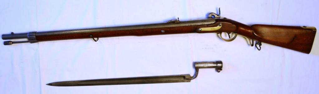 Fusil Kammerbuchse 1849 221