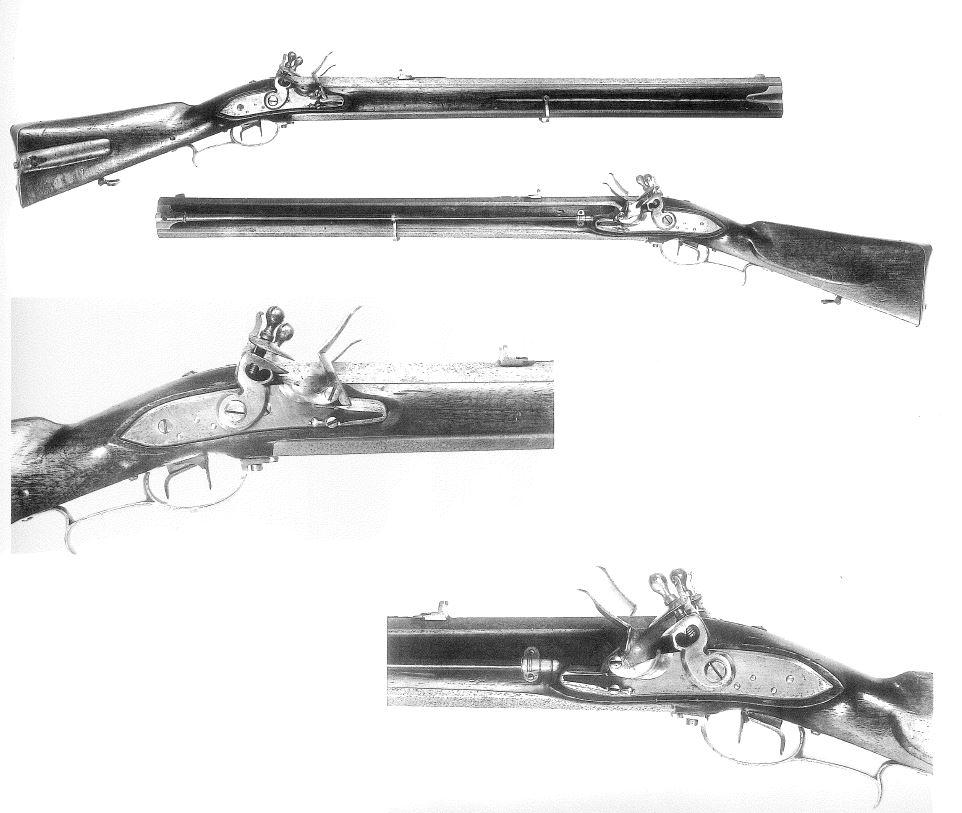 Fusil Double Autrichienne - Doppelstutzen 1768 228
