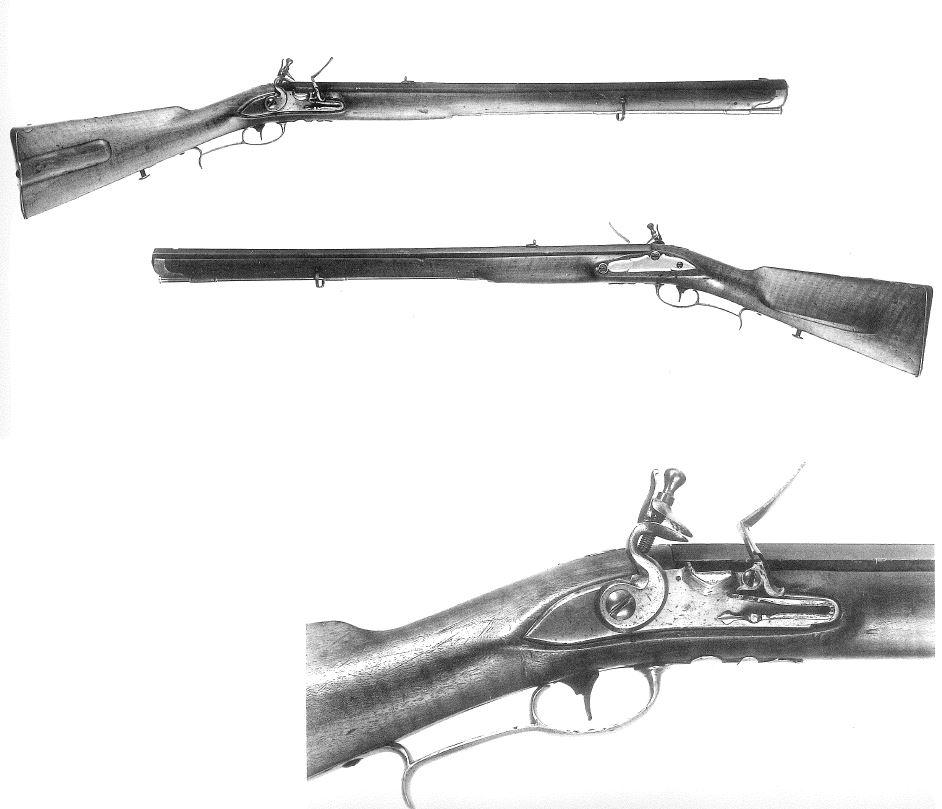 Tiroler Kaiserjäger, modèle jägerstutzen M 1769 229