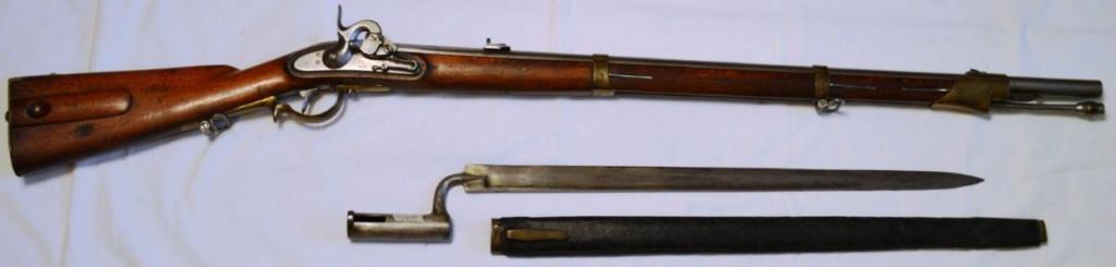 Fusil Kammerbuchse 1849 315