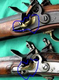 Fusil Double Autrichienne - Doppelstutzen 1768 320