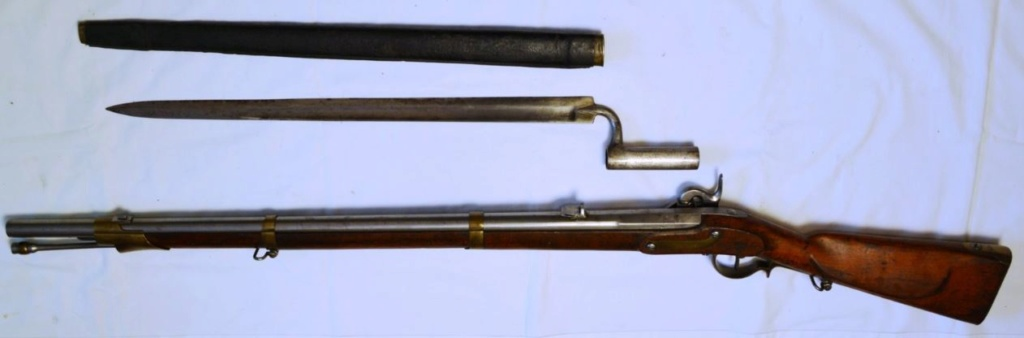Fusil Kammerbuchse 1849 412