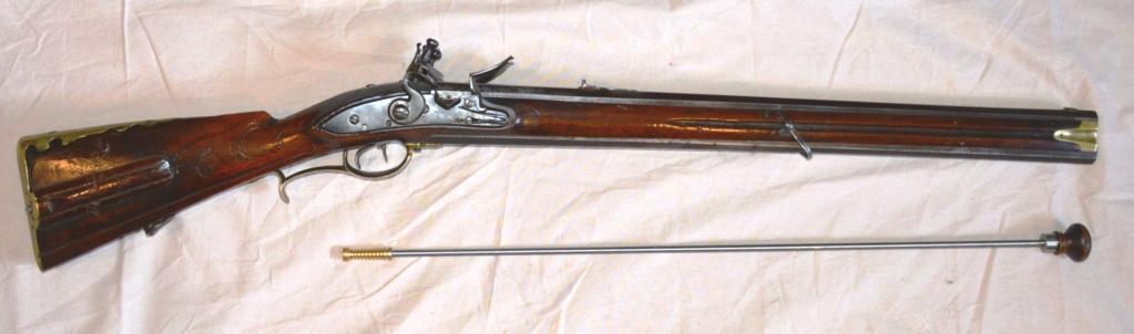 Fusil Double Autrichienne - Doppelstutzen 1768 Dsc_0041