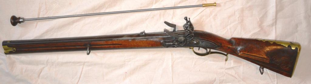 Fusil Double Autrichienne - Doppelstutzen 1768 Dsc_0042