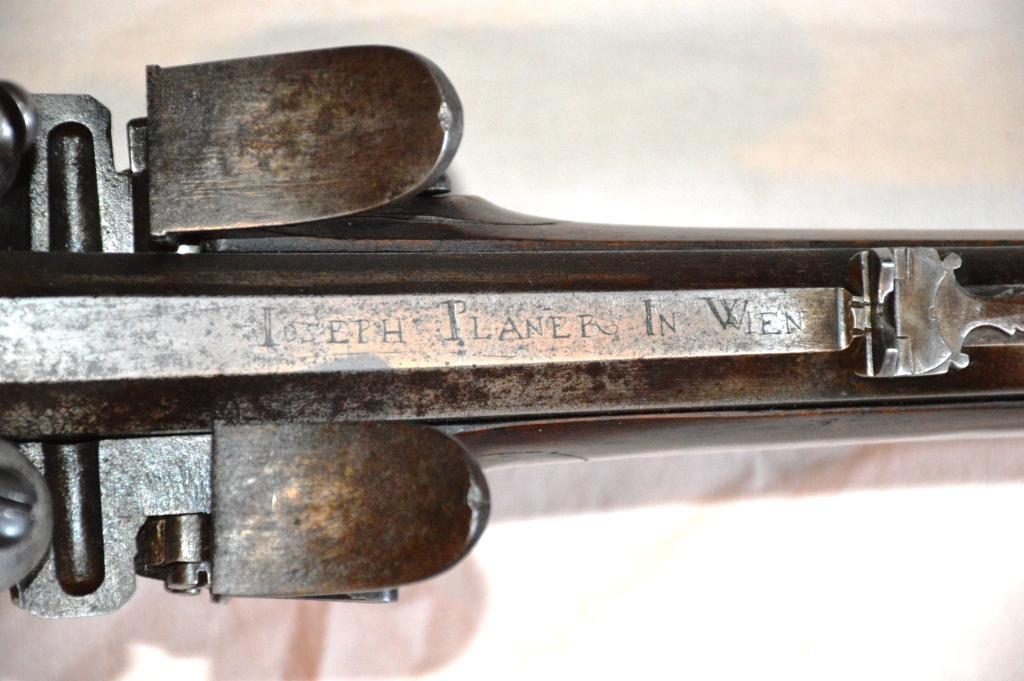 Fusil Double Autrichienne - Doppelstutzen 1768 Dsc_0045