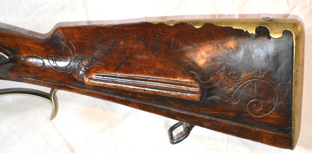 Fusil Double Autrichienne - Doppelstutzen 1768 Dsc_0049