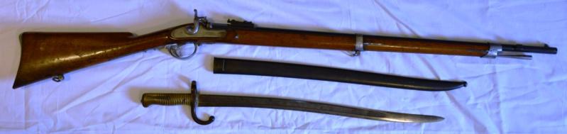 Carabine Escoffier poudre noire Cal 11.5mm Dsc_0416
