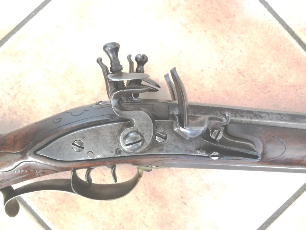 Fusil Double Autrichienne - Doppelstutzen 1768 Img_2023