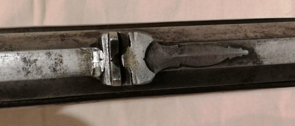 Tiroler Kaiserjäger, modèle jägerstutzen M 1769 Img_2041