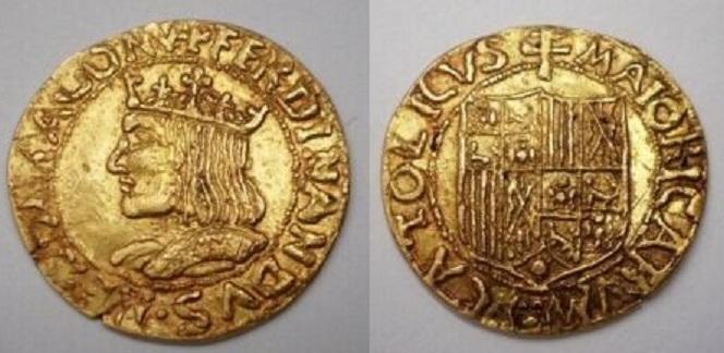 Falso ducado de Mallorca a nombre de Fernando el Católico Cgmc_810