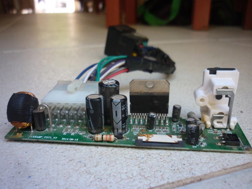 autoradio multilaser Soul ligar sem som P1140910