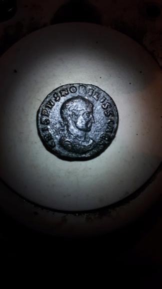 Crispus rare coin 20200116