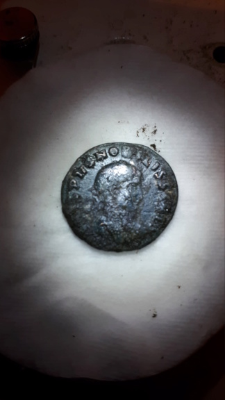 Crispus rare coin 20200118