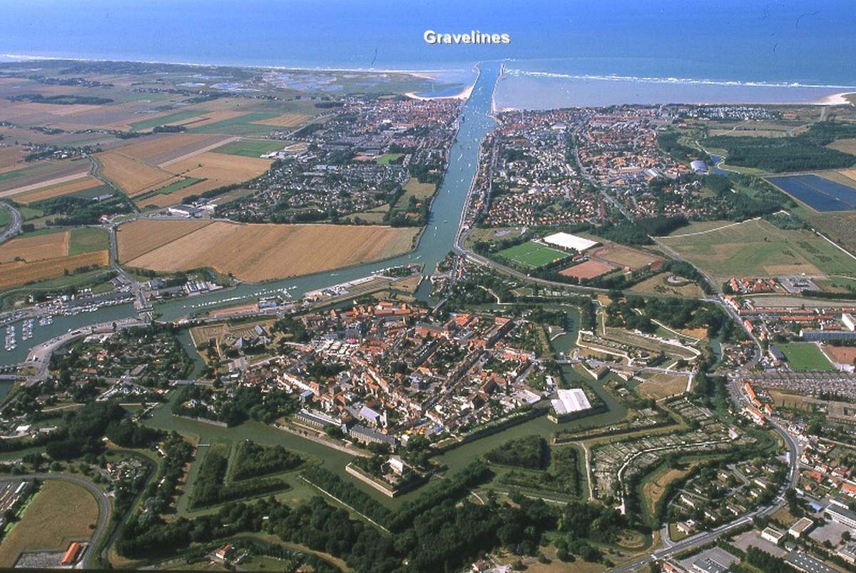 Plages autorisées aux chiens à la côte d'Opale et en Belgique. Gravel11