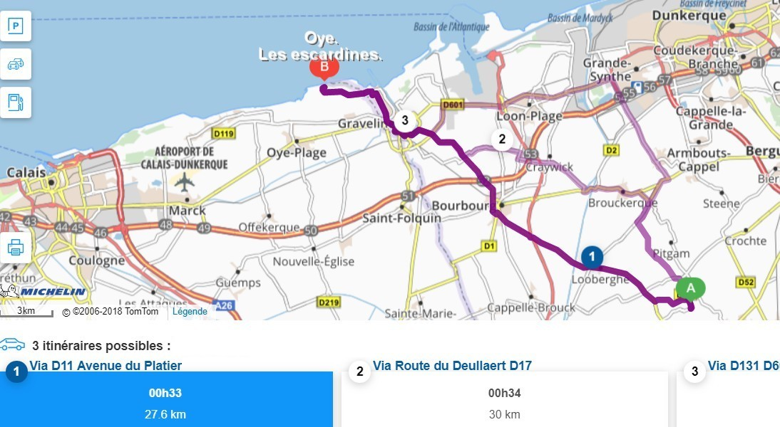 Plages autorisées aux chiens à la côte d'Opale et en Belgique. Les_es12