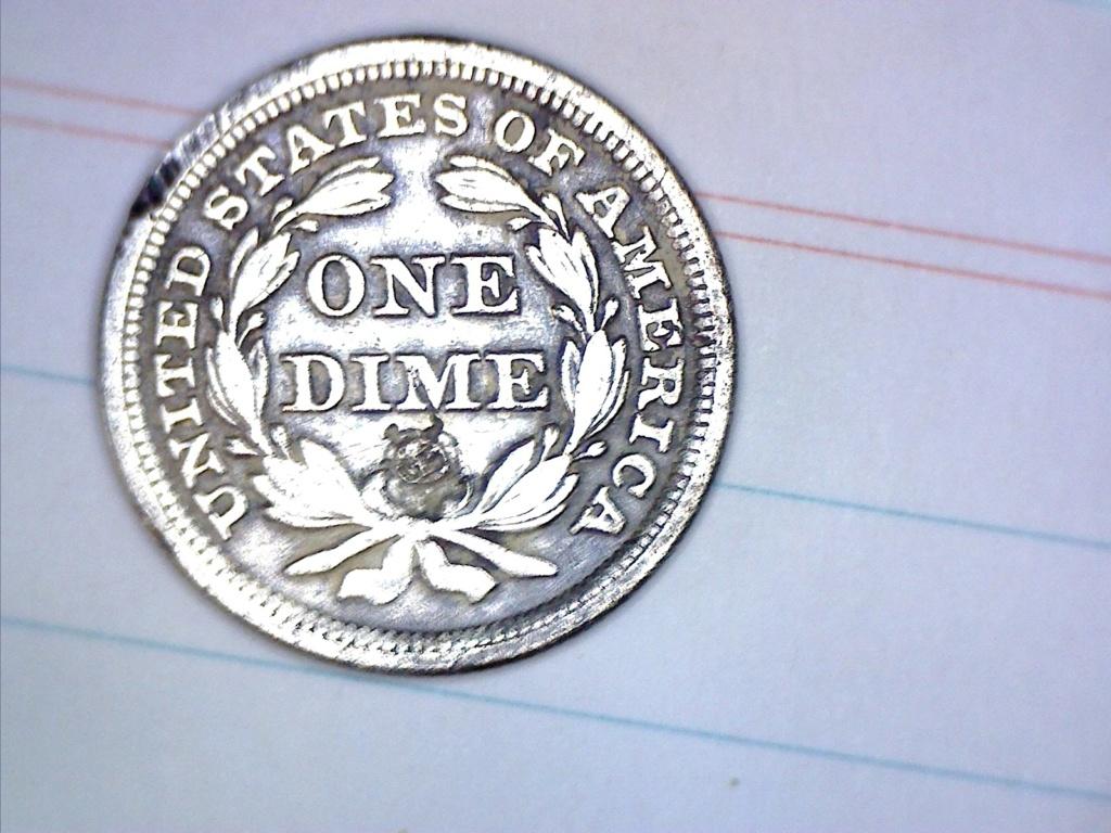 USA, 1 Dime de 1856 Still010