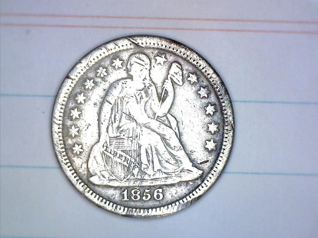 USA, 1 Dime de 1856 Still011