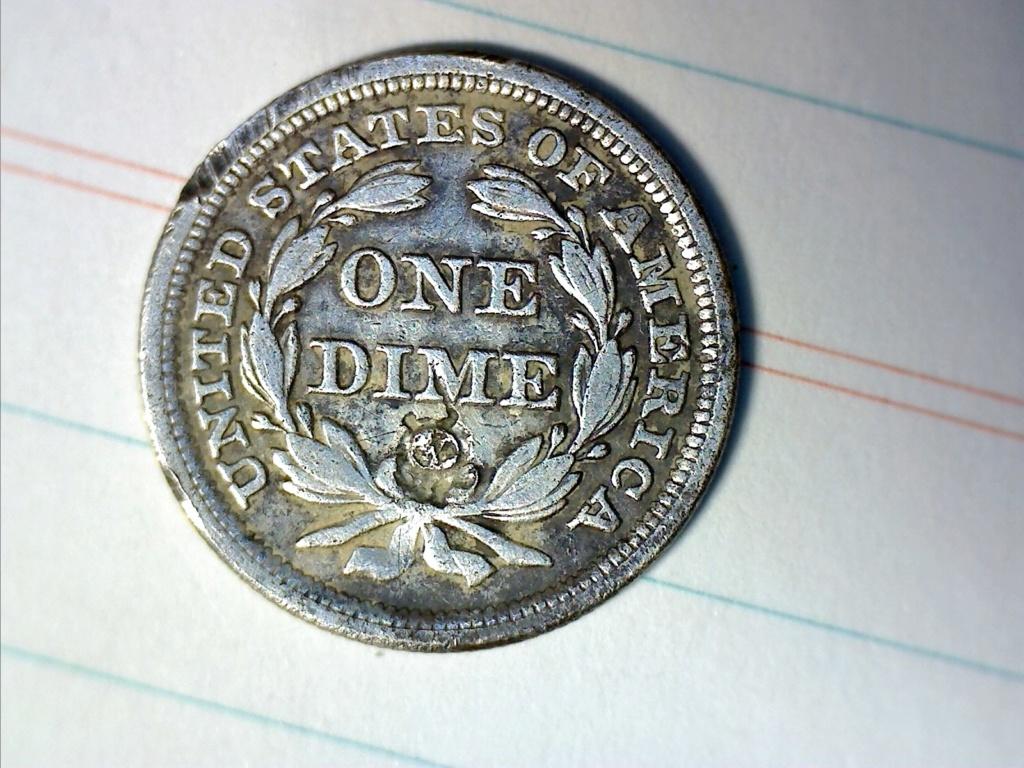 USA, 1 Dime de 1856 Still012