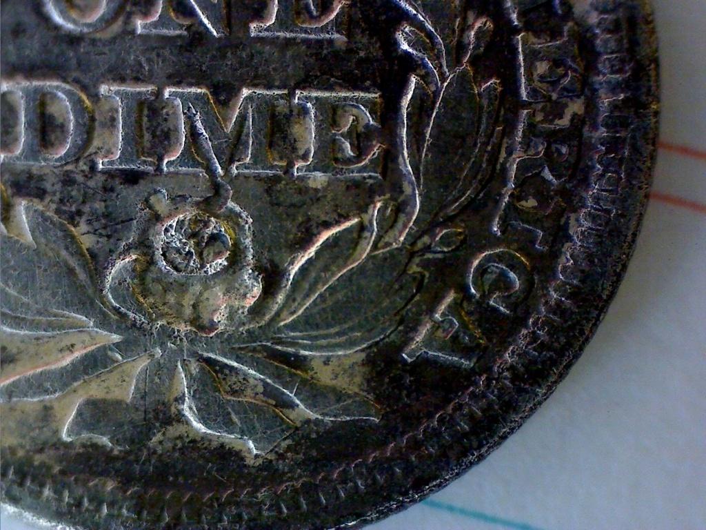USA, 1 Dime de 1856 Still013