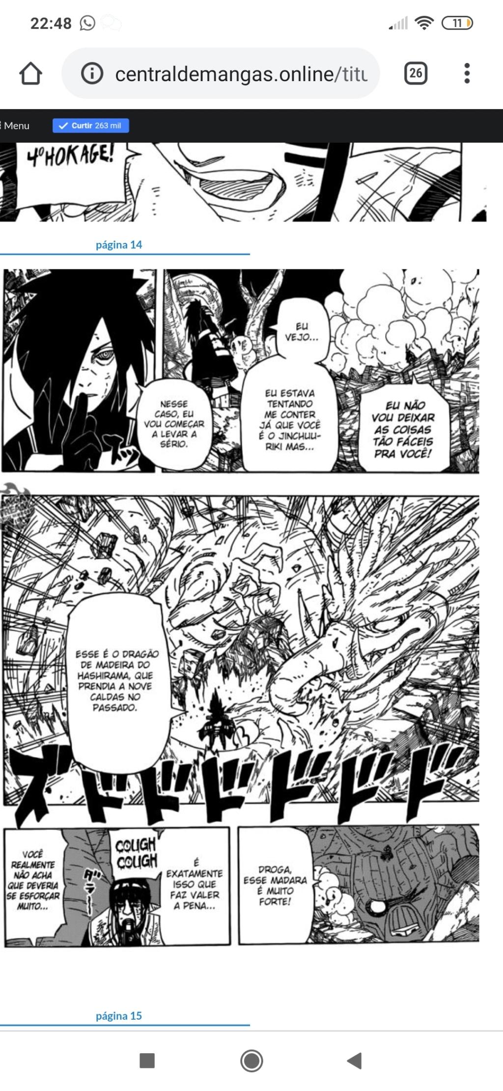 Nagato vs Hashirama - Página 3 Screen10