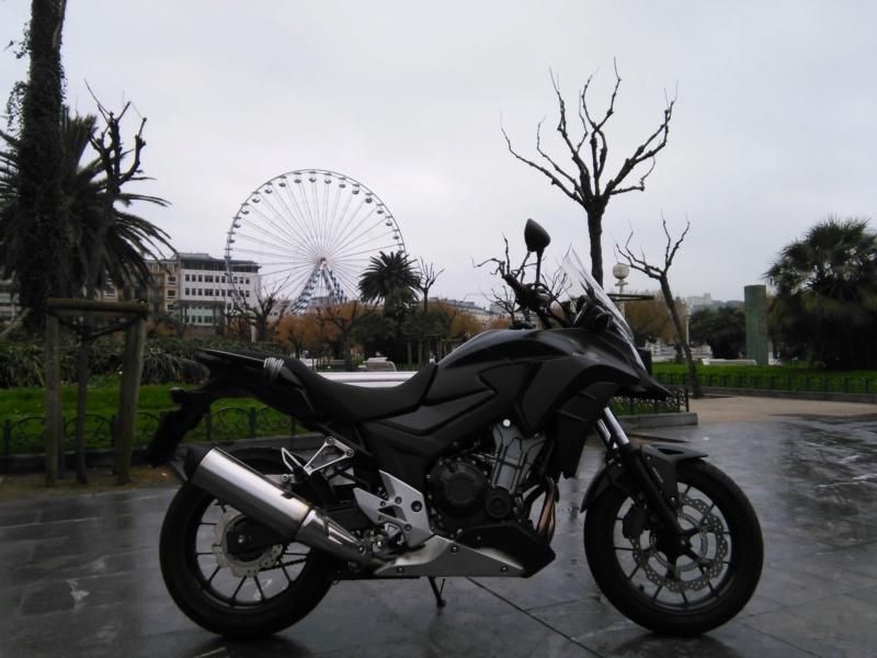 Londres parece ... Donostia es Moto_210