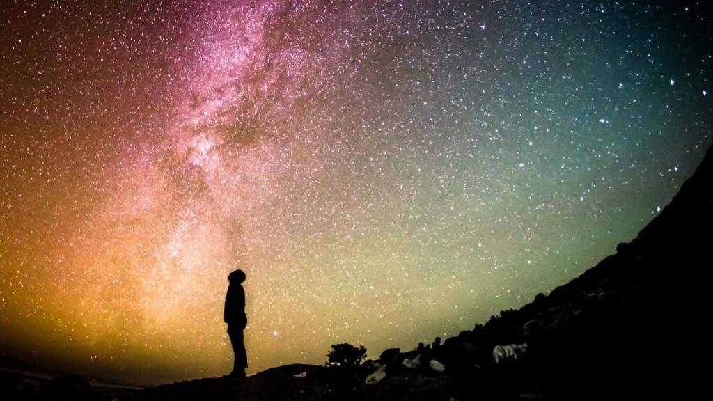 Звёздное небо и космос в картинках - Страница 39 4k-gal10