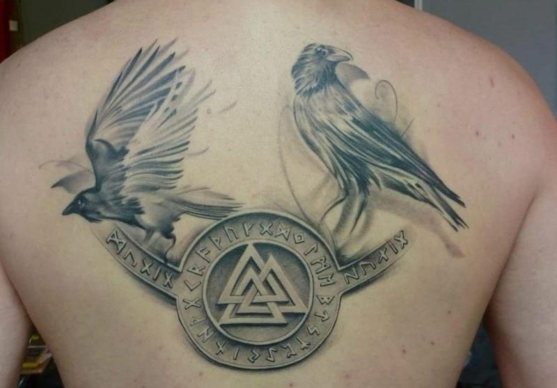 Татуировки с Рунами (подборка фото) - Страница 12 88925511