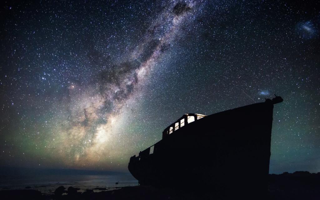 Звёздное небо и космос в картинках - Страница 39 Boat-s10