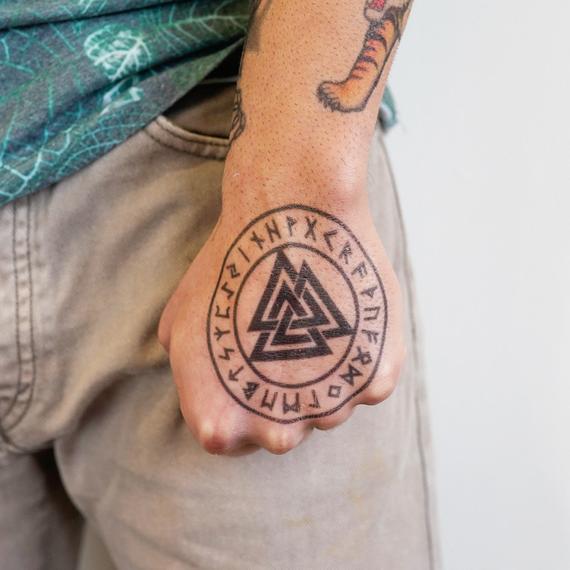 Татуировки с Рунами (подборка фото) - Страница 11 Il_57012