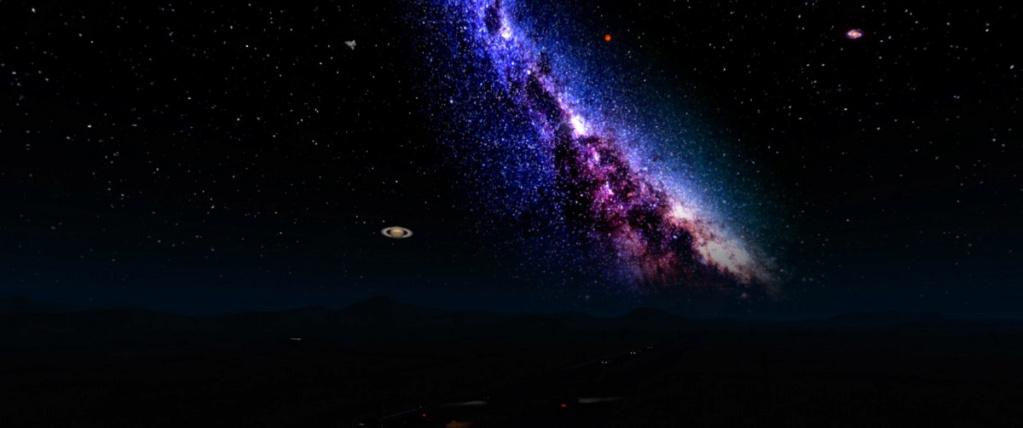 Звёздное небо и космос в картинках - Страница 38 Starli10