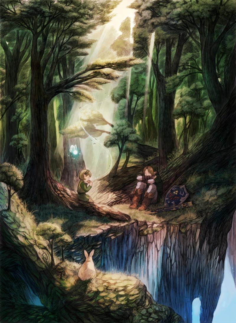 Философия в картинках - Страница 12 Zelda_11
