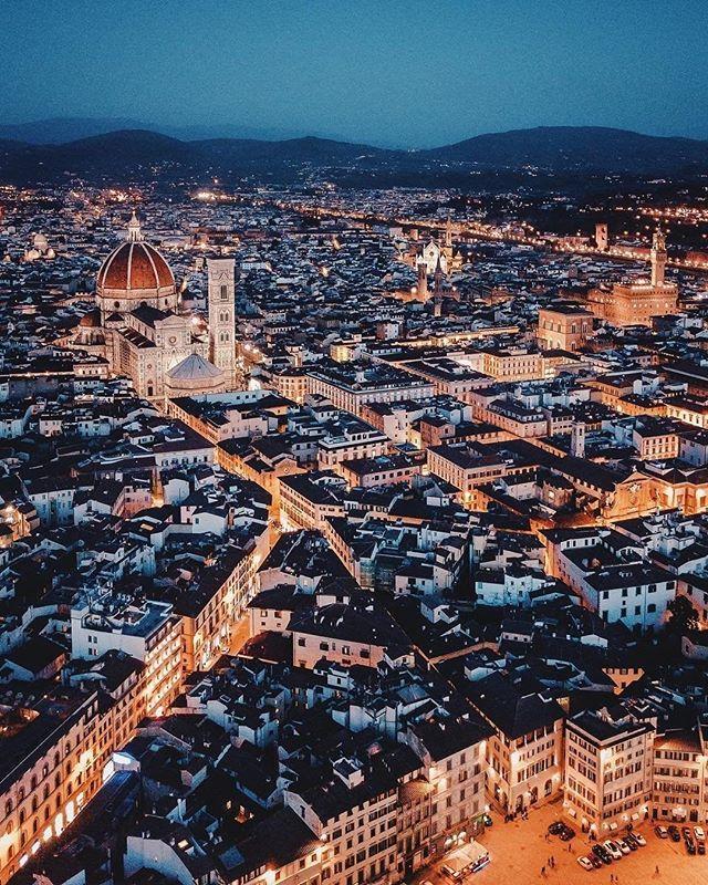 Ovi gradovi izgrađeni su planski, a iz svemira izgledaju - apsolutno nevjerojatno! 1ae3eb10