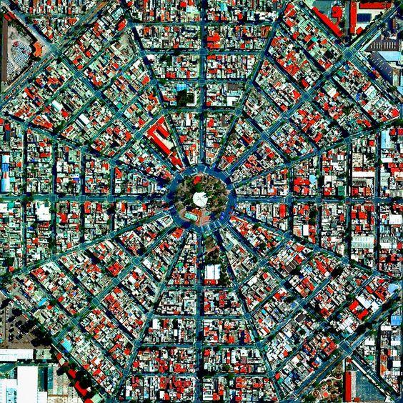 Ovi gradovi izgrađeni su planski, a iz svemira izgledaju - apsolutno nevjerojatno! - Page 2 37135810