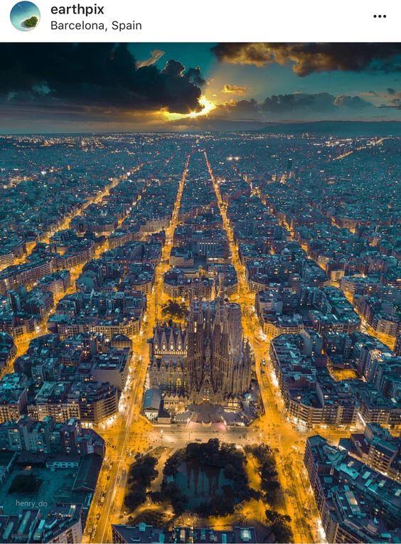 Ovi gradovi izgrađeni su planski, a iz svemira izgledaju - apsolutno nevjerojatno! 3bbe0b11