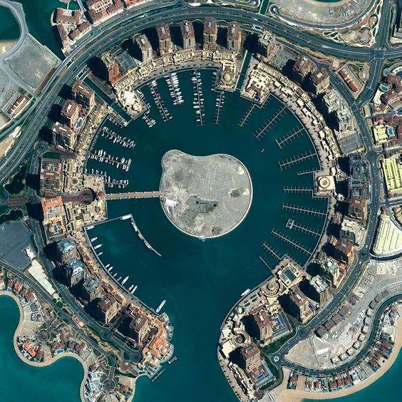 Ovi gradovi izgrađeni su planski, a iz svemira izgledaju - apsolutno nevjerojatno! - Page 2 46872210
