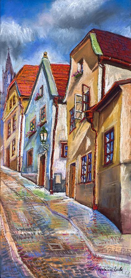 Arhitektura u delima slikara - Page 2 4c69f110