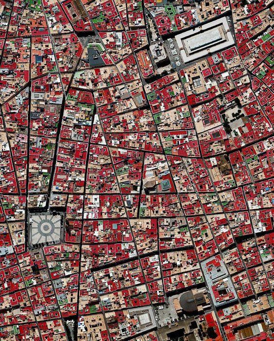 Ovi gradovi izgrađeni su planski, a iz svemira izgledaju - apsolutno nevjerojatno! 4cdbe610